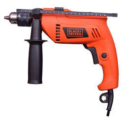 Drill Machine IMPACT 13mm Black&Decker 550w  Hd555