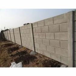 Ready Made Concrete Precast Compound Wall