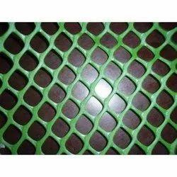Green Hexagonal Fencing Plastic Net