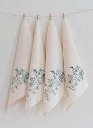 Cotton Yarn Napkin Set