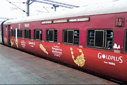 Railway Advertising Services