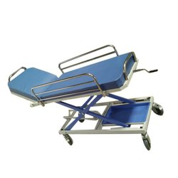 High Low Patient Stretcher Trolley