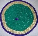 Indian Cotton Bandhej Skirt - Six Meter