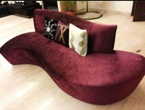 Superbe S Shaped Sofa