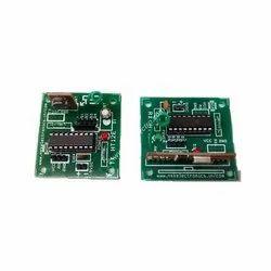 RF433MHZ 4 Bit Encoder and Decoder Board