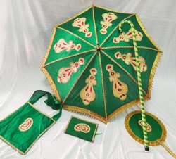 Kasiyatra Wedding Umbrella Set