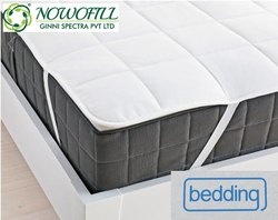 White Quilted Mattress Protectors