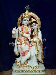 Jugal Radha Krishna Statue
