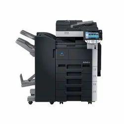 Bizhub 458 Konica Minolta Photocopy Machine