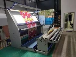 Weltex Industries Fabric Inspection Cum Rolling From Large Roll