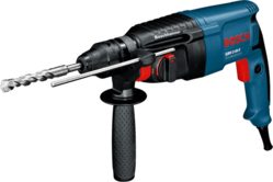 Bosch Rotary Hammer With Sds-plus Gbh 2-26 Re Professional, Warranty: 6 Months