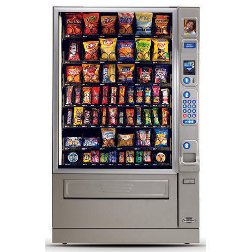 Vending Machine Price >> Snacks Vending Machine At Rs 250000 Piece Borivali East Mumbai