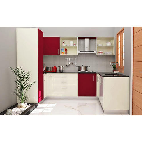 L Shaped Kitchen Layouts: L Shaped Modular Kitchen, Interior Designing & Decoration