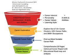Graduate & Professionals 1 Career Guidance Services, India