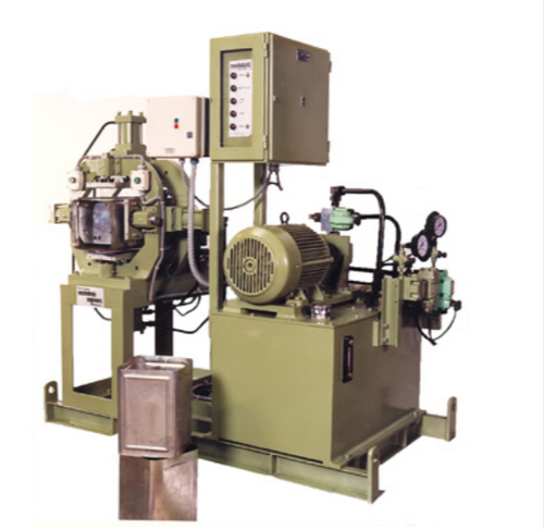 Stretch Forming Machine (for Tin Can/ Container Making), Model Name/Number: 23-02 R3