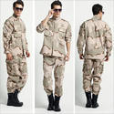 Polyester M And L Army Uniform