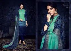 Bandhani Pashmina Suits