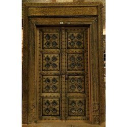 Antique Designer Wooden Door