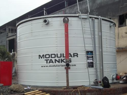 Zincalume Industrial Water Storage Tank
