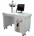 Fiber Double Head Marking Machine