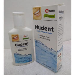 Nudent Tooth & Gums Tonic