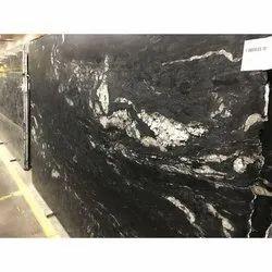 Polished Titanium Black Granite, Countertops, Thickness: 15-20 mm