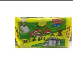 Keva bartan bar, Pack Size: 200gm