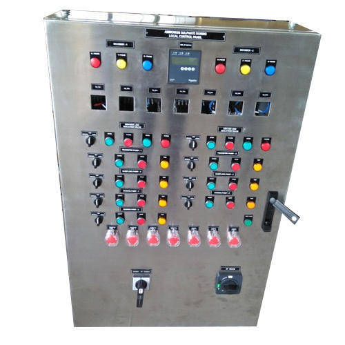 SS Electric Control Panel