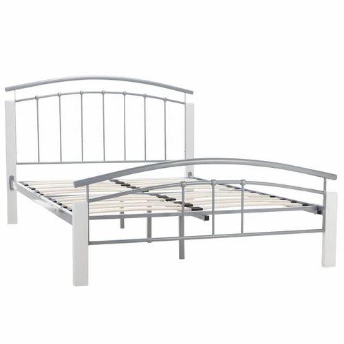 Mayura Steel Stainless Steel Fancy Double Bed Id