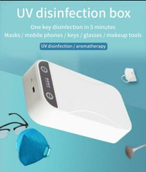 UV Disinfectant Box