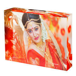 VBSJ - 01 Sublimation Crystal Photo Frame