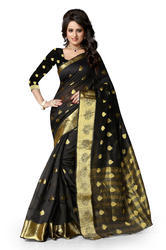 Formal Wear Cotton Designer Saree
