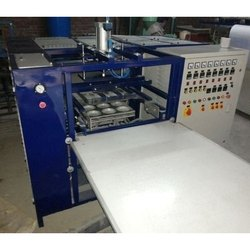 Automatic Thermocol Dona Plate Making Machine
