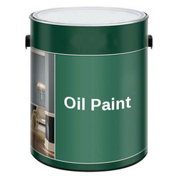 Oil Finish Paint, Packaging Type: Can