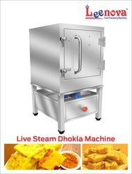 Steam Dhokla And Idli Machine