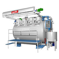 HTHP Soft Flow Dyeing Machine