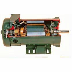 Electrical <2000 RPM DC Motor, Voltage: 100-200 V
