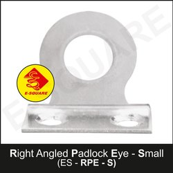 Small Lockout Safety Right Angled Padlock Eye