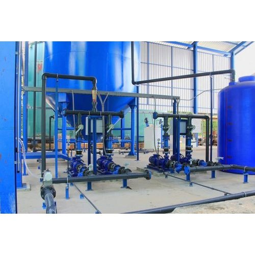 Industrial Water Treatment Plant, Automation Grade: Fully Automatic, Water Purification for Drinking