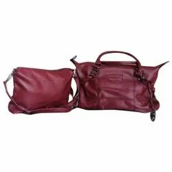 Monarchy Pride Ladies Leather Handbags Combo ab4d875cd054a