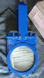 AWWA Resilient Seated Knife Gate Valve
