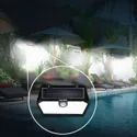 66 LED Outdoor Solar Light with Motion Sensor