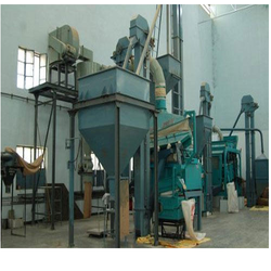 Pulse Cleaning Plant