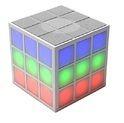 ROQ Cube LED Bluetooth Speaker