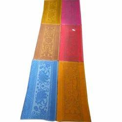 Long Cotton Bath Towel, Packaging Type: Poly Bag, Size: 2.5x6 Feet