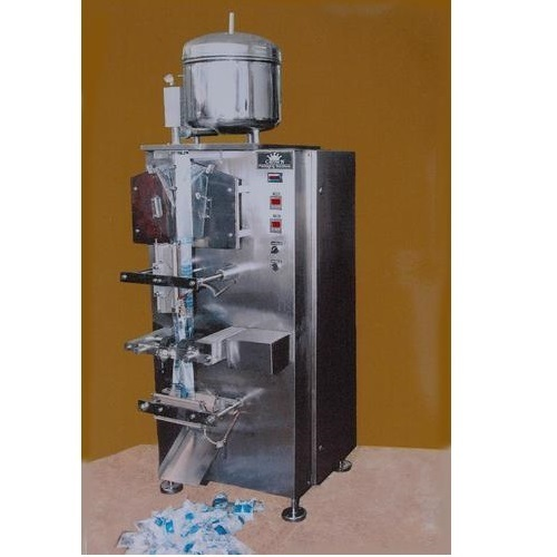 Vertical Pouch Form Fill and Seal Machines