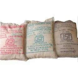 Double Handle Grade 1, 2, 3 Construction Sand, Packaging Type: Plastic Bags, Packaging Size: 50 Kg