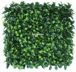 Decorative Interior Vertical Artificial Green Wall