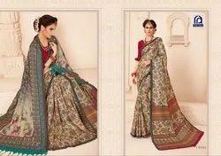 Rachna Pashmina Suraiya Catalog Saree Set For Woman 6