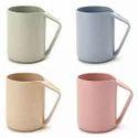 Wheat Straw Mugs